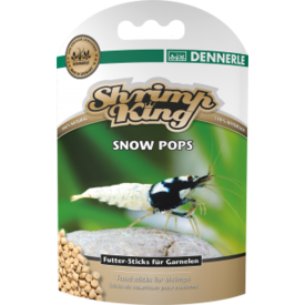 Dennerle Dennerle Shrimp King Snow Pops 40 g