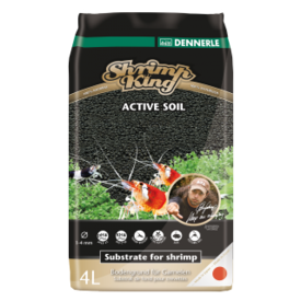 Dennerle Dennerle Shrimp King Active Soil 4 litre