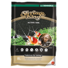 Dennerle Dennerle Shrimp King Active Soil 8 litre