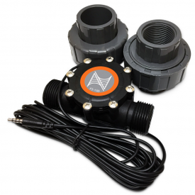 "Neptune Systems Neptune Flow Sensor - 1"" with Unions"
