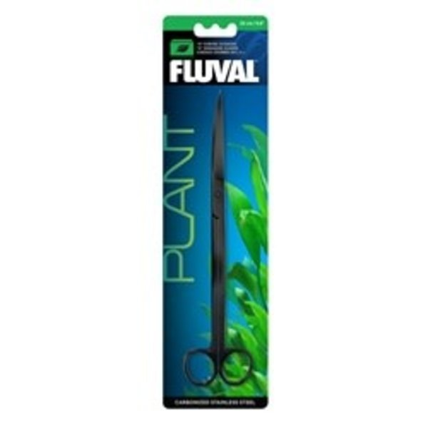 """Fluval Fluval """"S"""" Curved Scissors - 25 cm (9.8 in)"""