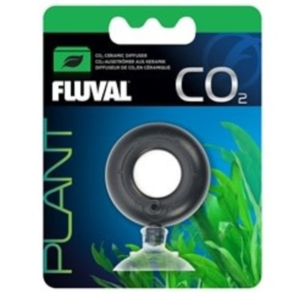 Fluval Fluval Ceramic CO2 Diffuser with Suction cup
