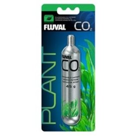 Fluval Fluval 45 g CO2 Disposable Cartridge - 1 pack