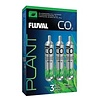 Fluval 45 g CO2 Disposable Cartridges - 3 pack