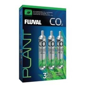 Fluval Fluval 45 g CO2 Disposable Cartridges - 3 pack