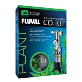 Fluval Fluval Pressurized 95 g CO2 Kit - For aquariums up to 190 L (50 US gal)