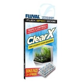 Fluval Fluval ClearX Media Insert - 4 pack