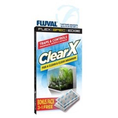 Fluval ClearX Media Insert - 4 pack