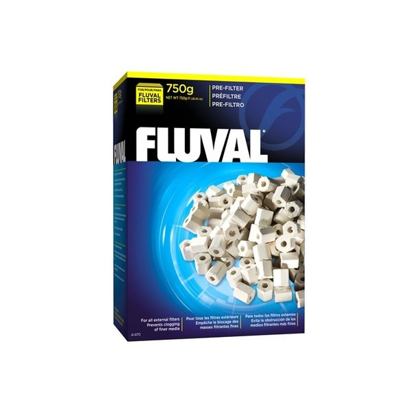 Fluval Fluval Pre-Filter Media - 750 g (26.45 oz)