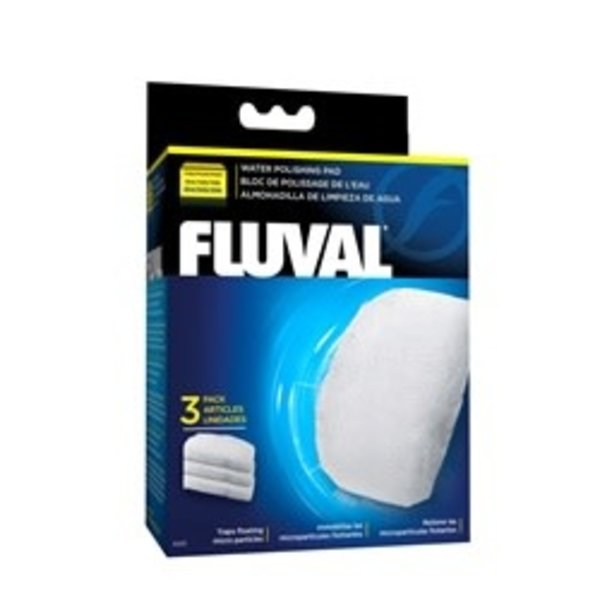 Fluval Fluval Polishing Pad for 104/105/106 and 204/205/206 - 3 pieces