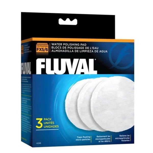 Fluval Fluval Water Polishing Pads, 3-pack