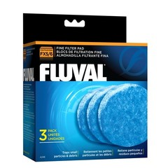 Products tagged with Fluval Fine Filter Pads
