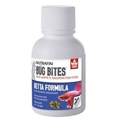 Products tagged with Nutrafin Bug Bites Betta Formula