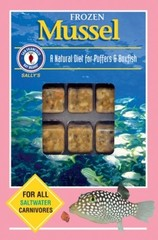 Products tagged with frozen foods for fish