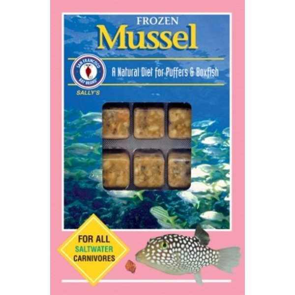 San Franscisco Bay San Francisco Bay Chopped Mussel 3.5