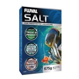 Hagen Fluval Aquarium Salt - 675 g (23.8 oz)