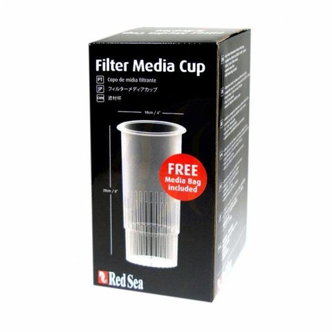RED SEA REEFER FILTER MEDIA CUP