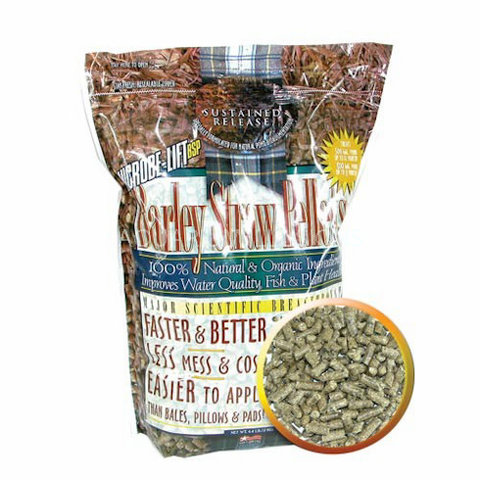 Microbe Lift Barley Straw Pellets ( 2.2 lb)