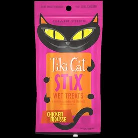 Tiki Cat Tiki Cat Chicken Stix Treats 6pk