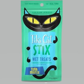 Tiki Cat Tiki Cat Tuna Stix Treats 6pk