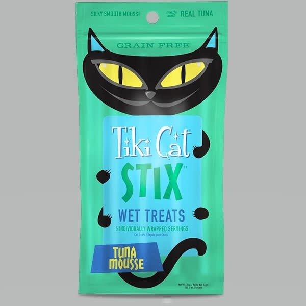 Tiki Cat Tiki Cat Tuna Stix Treats 6pk