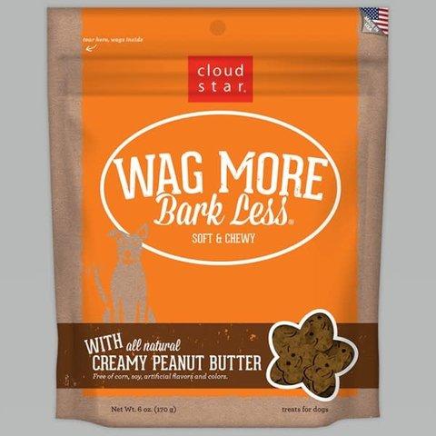 WMBL Soft&Chewy Creamy Peanut Butter 6oz