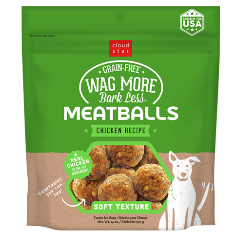 WMBL GF Meatballs Chicken 14oz