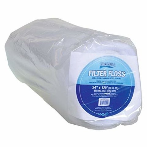 Seapora Filter Floss - 20 sq ft