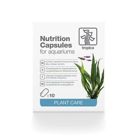 Tropica Nutrition Capsules 10 pc