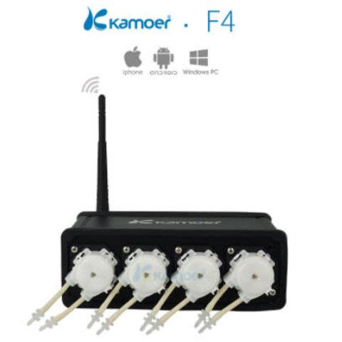 Kamoer 4 Channel Master/Slave WiFi Dosing Pump
