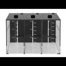 Simplicity 6L Dosing Container - 3 x 2L