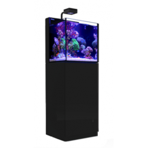 Red Sea Nano Max Complete Reef System with ReefLED50, Black