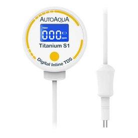 AutoAqua AutoAqua Digital Inline TDS - Titanium S1