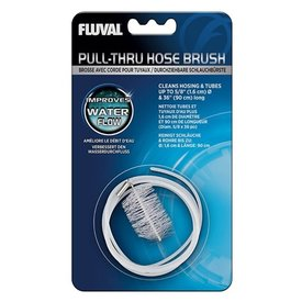 Fluval Fluval Pull Thru Hose Brush