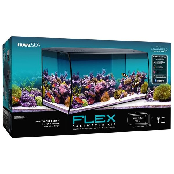 Fluval Fluval Sea Marine Flex 32.5 Gallon