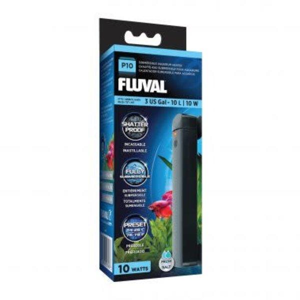 Fluval Fluval P10 Pre Set Aquarium Heater 10 w