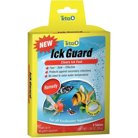 Tetra Ick Guard 8 Tabs