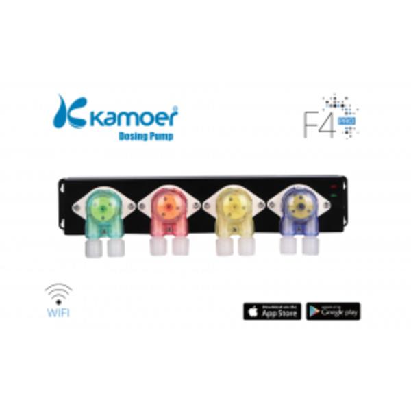 Kamoer Kamoer F4 PRO 4-Channel Wifi Dosing Pump