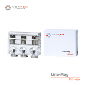 Vertex Vertex Line-Mag Titano Tube Holder