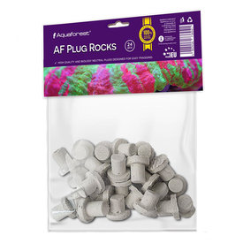 Aquaforest Aquaforest Plug Rocks 24 pack