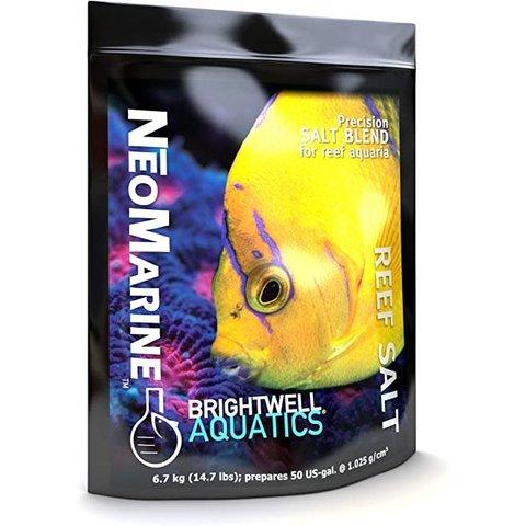 Brightwell Aquatics Neomarine 50 Gallon Salt Mix