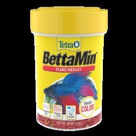 Tetra Betta Min Flakes .81oz
