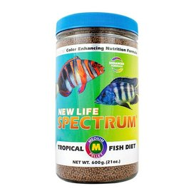 New Life Spectrum New Life 2-2.5 mm sinking pellet, 600 gm