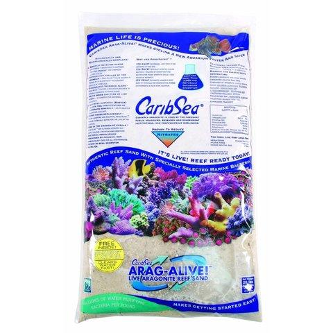 CaribSea Arag-alive BiminiPink 20lb