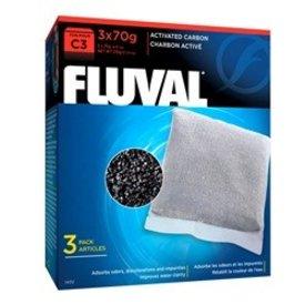 Fluval Fluval C3 Activated Carbon 3pk