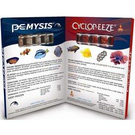 Piscine Energetics Piscine Energetics Mysis/Calanus Combo Cube