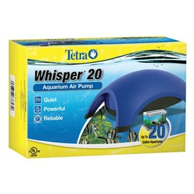 Tetra Tetra Whisper 20 Air Pump
