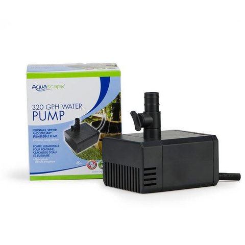 Aquascape 320 gph Statuary Pump