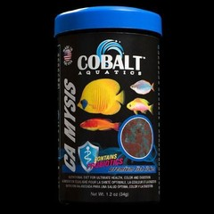 Products tagged with Cobalt Aquatics Mysis Spirulina Flake
