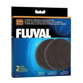 Fluval Fluval - FX6 Carbon Foam Pad